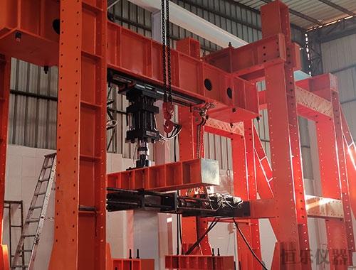 结构工程综合加载试验系统