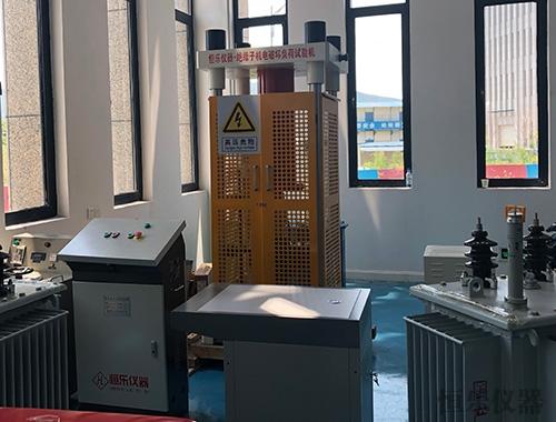 WLL-1000绝缘子机电负荷试验机