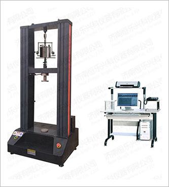 电子万能试验机上各个操作键的用途解析