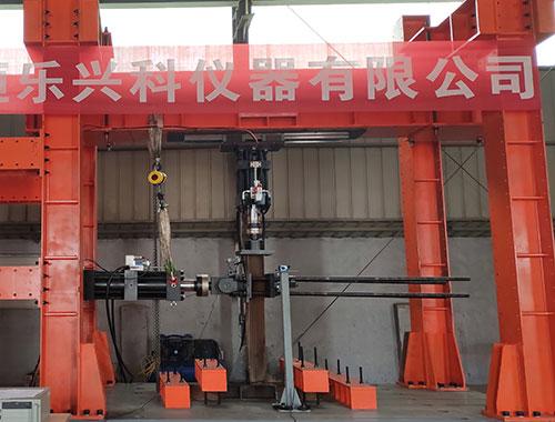电液伺服多通道协调加载装置